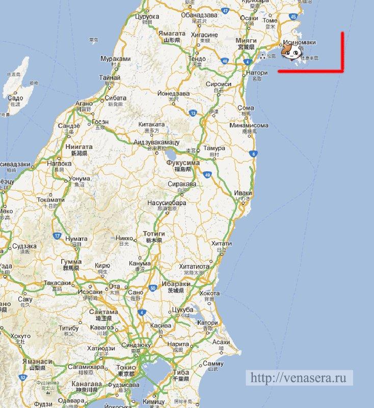 Вот где расположен остров