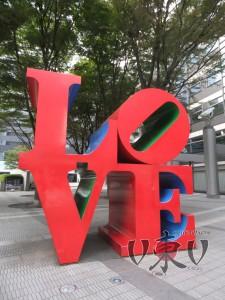 LOVE в Токио