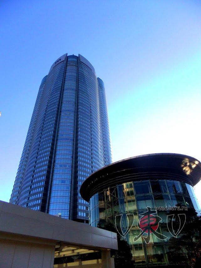 Отель Mori Tower. Роппонги Хиллз.