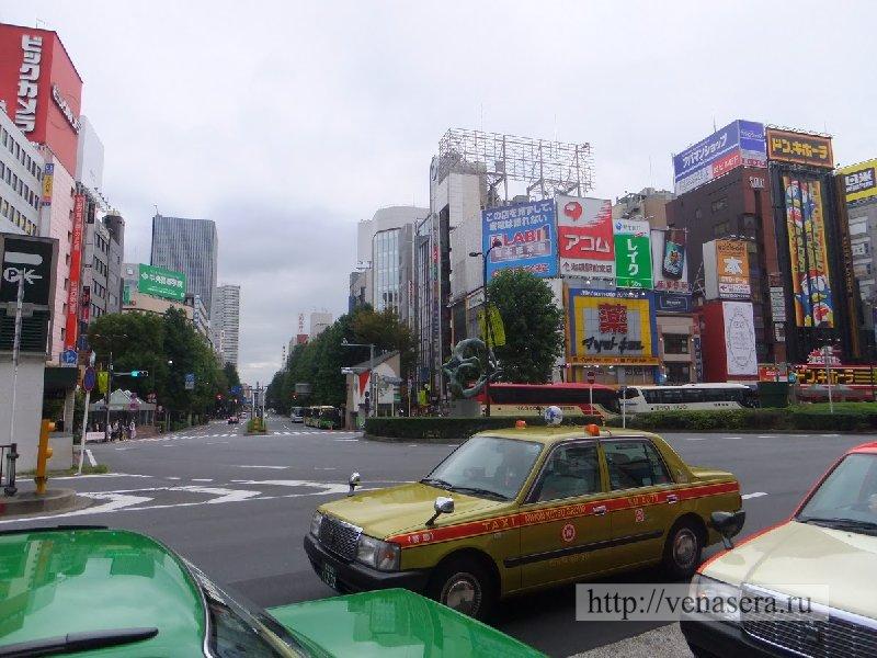Станция Икэбукуро JR