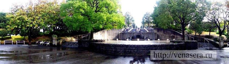 Парк Ямасита в Иокогама