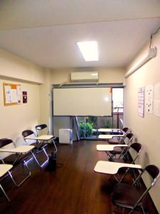 Класс школы иностранных языков в Токио
