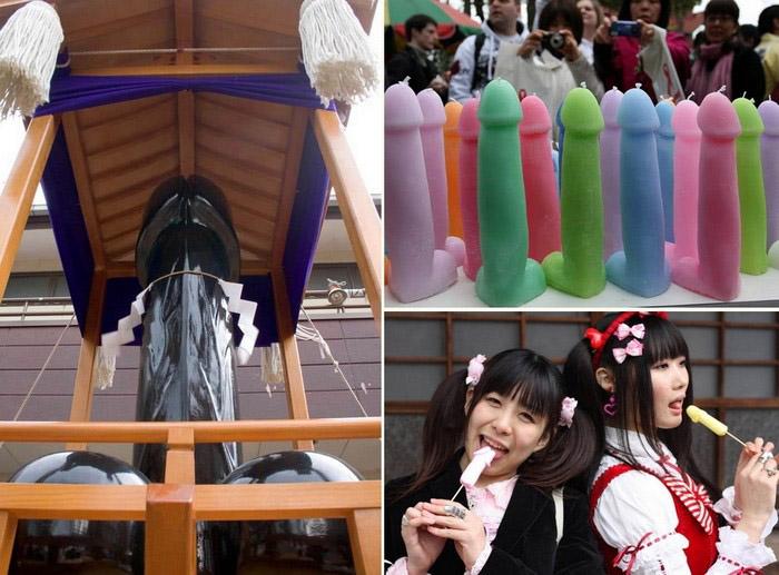Японские девушки с членами 10 фотография