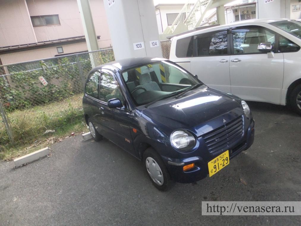 Автомобили в Японии. Kei Auto.